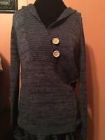 Never worn size small ripcurl sweater with hood!!