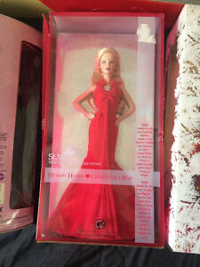 St. Mary's Barbie doll