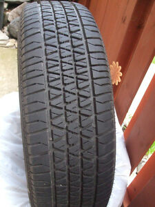 4 Goodyear Explorer Plus Steel Belted Radial Tires