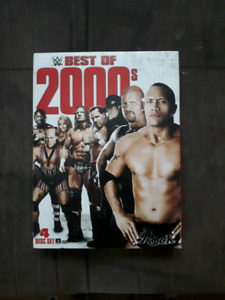 Wwe best of 2000