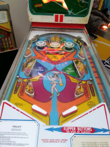 1976 Volly EM Pinball - Restored and Working!