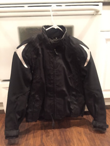 BMW MOTORCYCLE JACKET SIZE SMALL (21)
