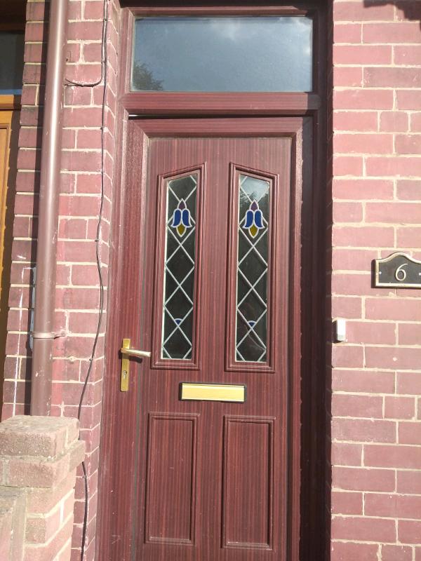 pvc front door  in doncaster south yorkshire  gumtree
