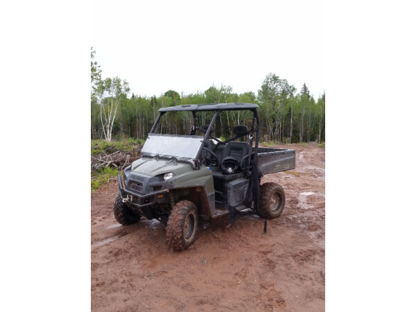 Used 2011 Polaris Polaris Ranger 800XP