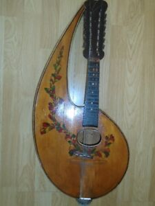 For Sale 1920's  Mandolin Musical Instrument
