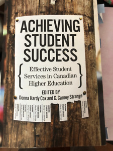 Selling: Achieving Student Success by Cox & Strange