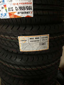 235-65-16,NEW TIRES ON SALE for $78