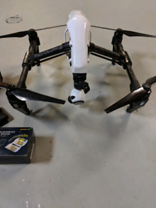 Dji inspire 1 drone / trade for dirbike or race atv