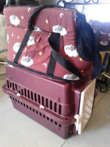 Cat / Dog carriers