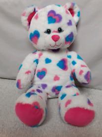 Love Heart Pattern Build-a-bear