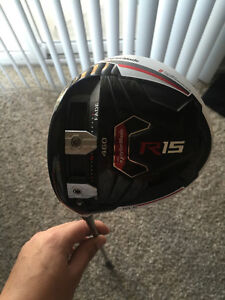 Taylormade driver R15 left handed