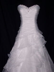 Amazing wedding dresses available at Savvy Bridal Consignment London Ontario image 4