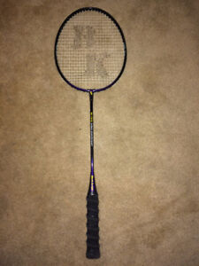 Black Knight Badminton Raquet