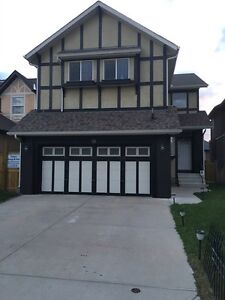 House for rent with double attached garage