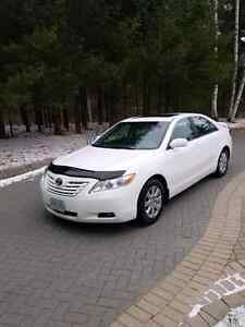 2007 Toyota Camry XLE V6 ***Certified, loaded***