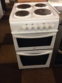 50CM PLATED TOP INDESIT ELECTRIC COOKER0012