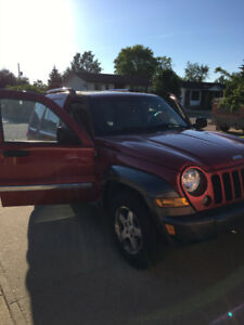 2006 jeep liberty in Shellbrook