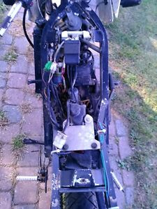YAMAHA YSR50 WITH DT200 ENGINE PARTING IT OUT OR SELL IT AS IS Windsor Region Ontario image 4