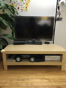 moving sale, TV table