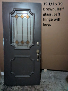 Used door sale