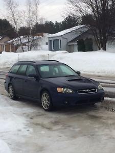 2005 Subaru Legacy GT Familiale