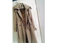 Ladies top shop coat