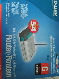 D LINQ ROUTER (NEW)