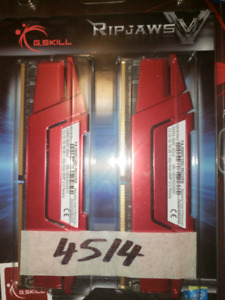 G.skill RIPJAWS V 16GB and msi z370 motherboard gaming plus