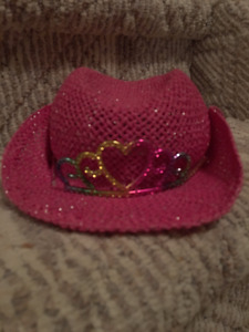 Children's Place Size Small (6-12 months) Cowgirl Hat