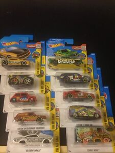 Hot Wheels Art Cars sub set