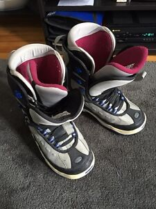 Snowboard boots (RIDE) SIZE 10