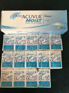 Acuvue Daily Contact Lenses - New, Unopened