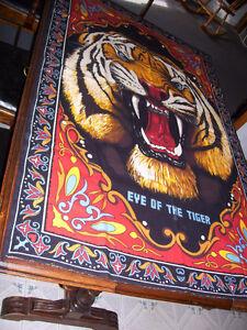 Tapis mural Eye of the Tiger