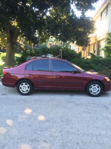Amazing 2002 Honda Civic for sale