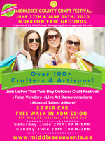 Second Annual Middlesex County Craft Festival