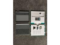 iPad 2 leather keyboard case