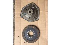 Classic mini clutch diaphragm and clutch plate