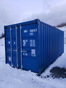 New 20 X 8 steel container for rent