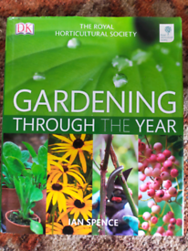 Gardening throughout the year by Ian Spence