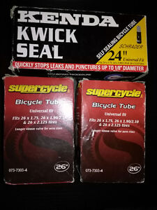 bicycle tire tubes