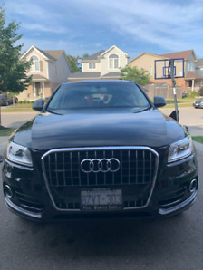 LIKE NEW , LADY DRIVEN                2014 AUDI Q5  ONLY!!!