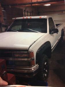1995 Chevrolet Cheyenne Pickup Truck
