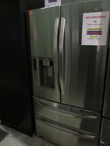 BEAUTIFUL LG FRIDGE 4 DOOR $$$$SAVE$$$$