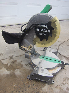 Hitachi Chop Saw C10FCE2