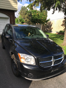 2008 Dodge Caliber SXT Sedan Manual