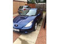 Toyota celica , lovely looking car £1200 ono