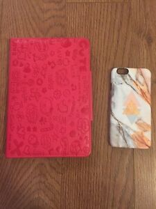 Ipad mini and iphone 6 cases for sale!
