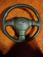 2006 Subaru WRX Steering Wheel