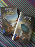 Mireille Calmel - Lady Pirate - 2 tomes