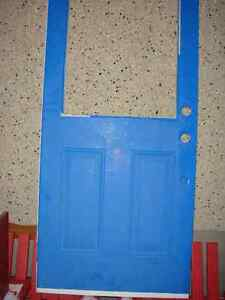 "31 3/4"" x 79"" Or the new 32""x80"" Exterior door for sale"